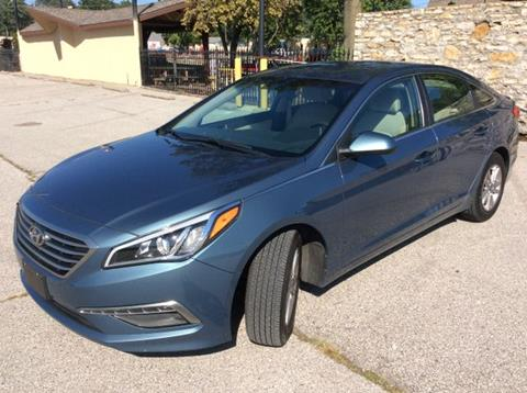 2015 Hyundai Sonata for sale in Independence, MO