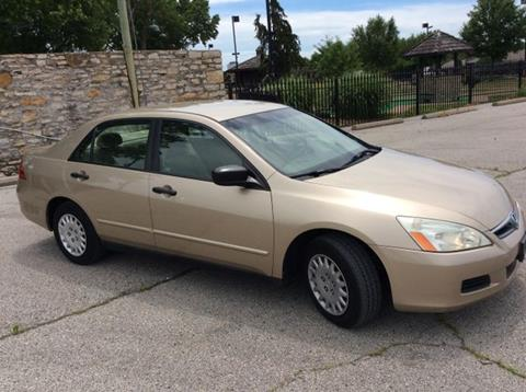 2007 Honda Accord for sale in Independence, MO
