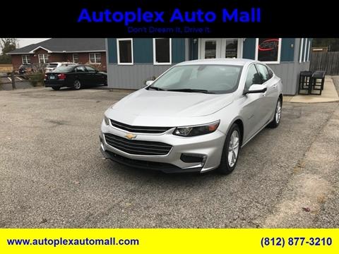 2018 Chevrolet Malibu for sale in Terre Haute, IN