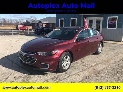 2016 Chevrolet Malibu for sale in Terre Haute, IN