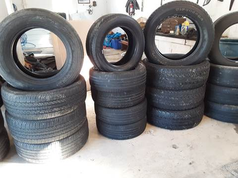 Tires Differnt Sizes for sale in Manchester, OH