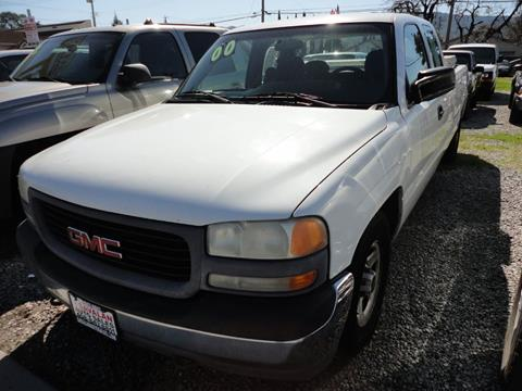 2000 GMC Sierra 1500 for sale in Gilroy, CA
