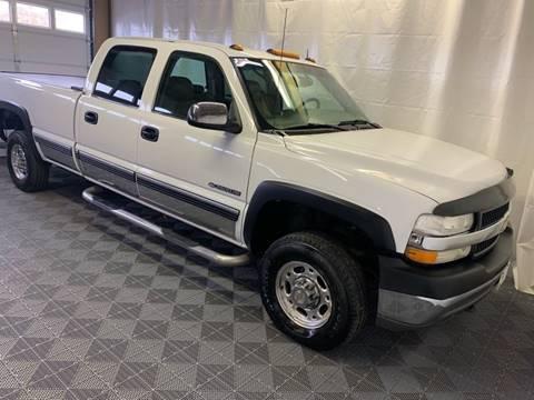 2001 Chevrolet Silverado 2500HD for sale in Missoula, MT