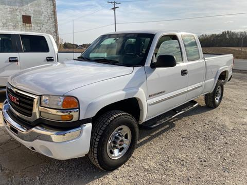 2007 GMC Sierra 2500HD Classic for sale in Saint Marys, KS
