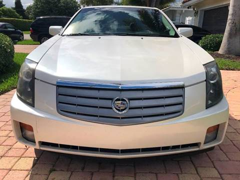 2003 Cadillac CTS for sale in Pompano Beach, FL