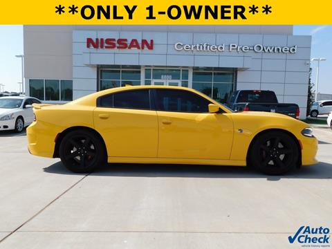 2017 Dodge Charger for sale in Oklahoma City, OK