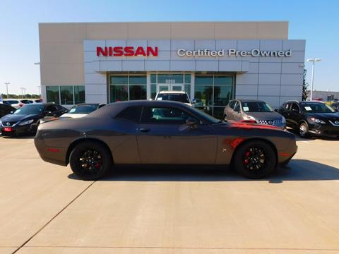 2018 Dodge Challenger for sale in Oklahoma City, OK