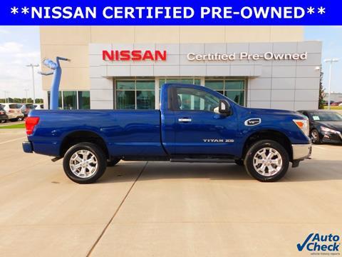 2018 Nissan Titan XD for sale in Oklahoma City, OK