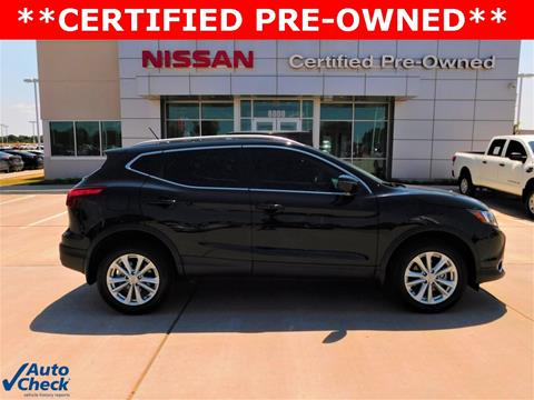 2018 Nissan Rogue Sport for sale in Oklahoma City, OK