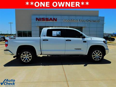 2018 Toyota Tundra for sale in Oklahoma City, OK