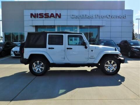 Used Jeep Wrangler Okc >> Used Jeep Wrangler Unlimited For Sale In El Reno Ok