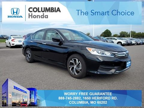 2016 Honda Accord for sale in Columbia, MO