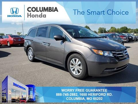 2016 Honda Odyssey for sale in Columbia, MO