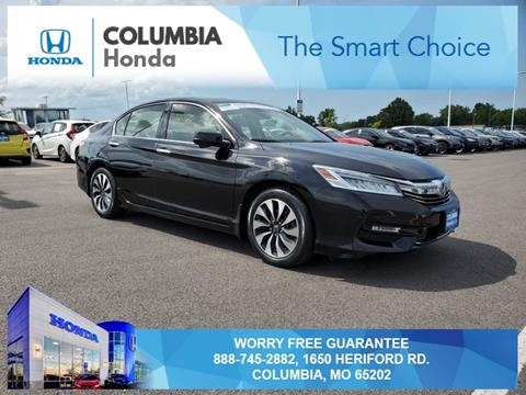 2017 Honda Accord Hybrid for sale in Columbia, MO