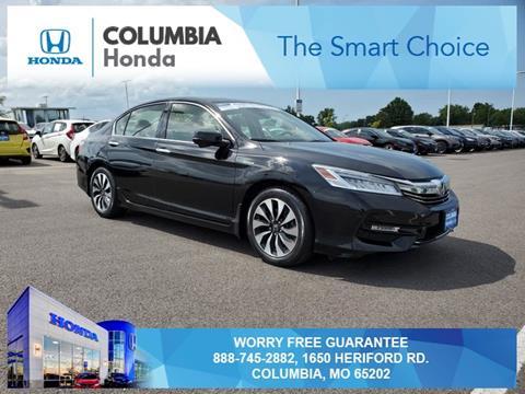 2017 Honda Accord Hybrid for sale in Columbia, MO
