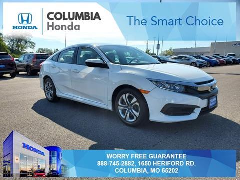 2018 Honda Civic for sale in Columbia, MO