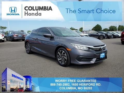 2017 Honda Civic for sale in Columbia, MO