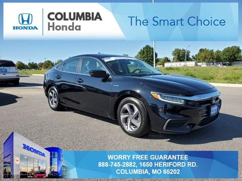 2019 Honda Insight for sale in Columbia, MO