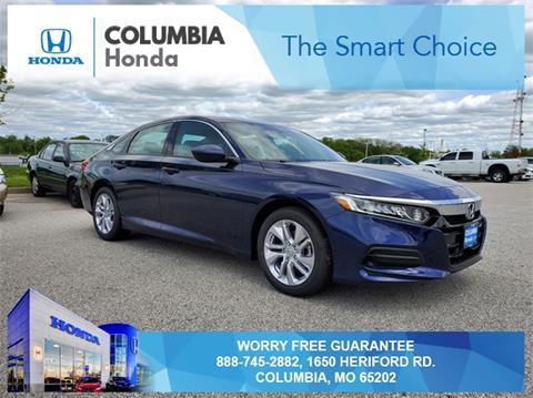 2019 Honda Accord for sale in Columbia, MO