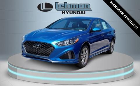 2018 Hyundai Sonata for sale in Miami, FL