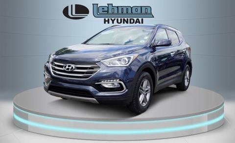 2017 Hyundai Santa Fe Sport for sale in Miami, FL