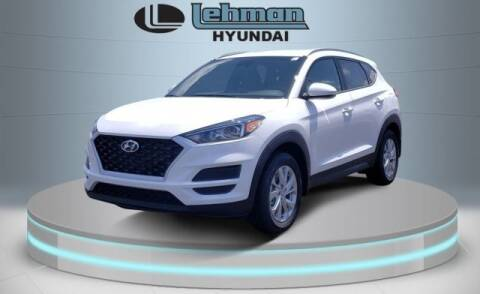 2020 Hyundai Tucson Value for sale at LEHMAN HYUNDAI in Miami FL