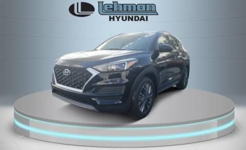 2020 Hyundai Tucson SEL for sale at LEHMAN HYUNDAI in Miami FL