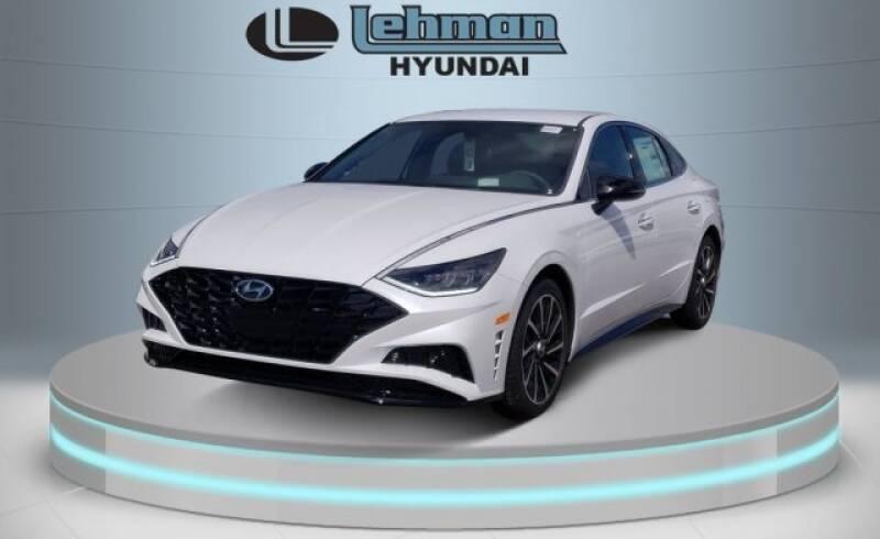2020 Hyundai Sonata SEL Plus (image 1)