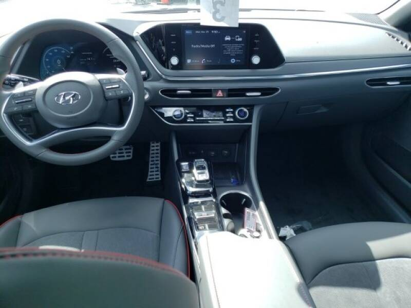 2020 Hyundai Sonata SEL Plus (image 7)