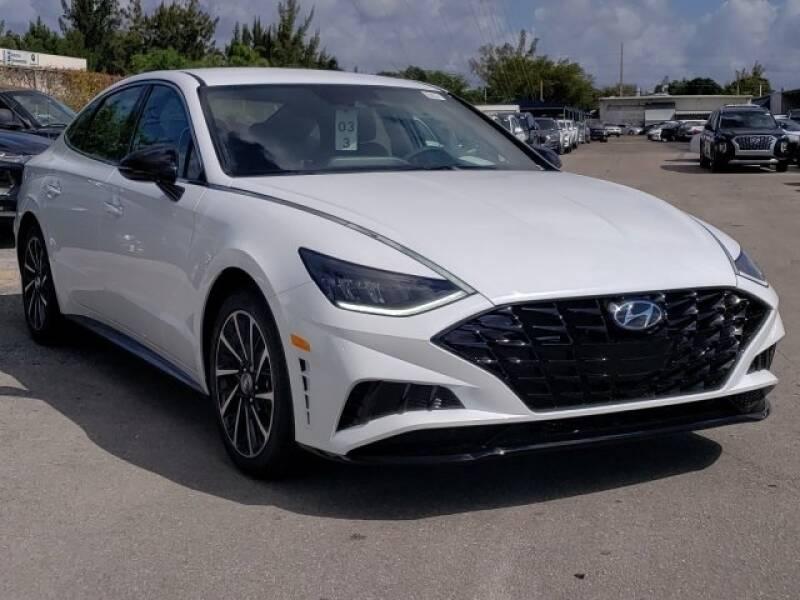 2020 Hyundai Sonata SEL Plus (image 3)
