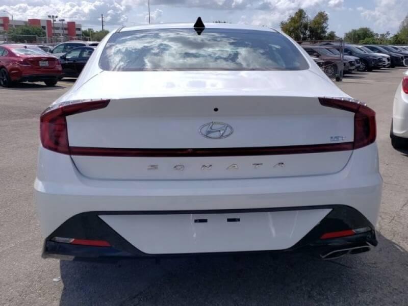 2020 Hyundai Sonata SEL Plus (image 5)