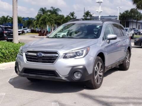 2018 Subaru Outback 2.5i Limited for sale at LEHMAN HYUNDAI in Miami FL