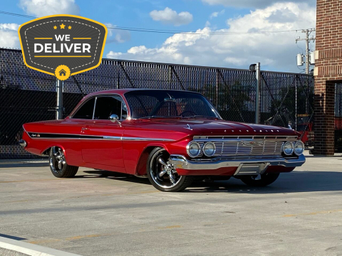 1961 Chevrolet Impala for sale at MGM in Addison IL