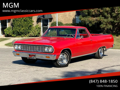 1964 Chevrolet El Camino for sale at MGM in Addison IL