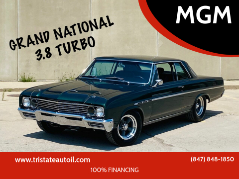 1965 Buick Skylark for sale at MGM in Addison IL