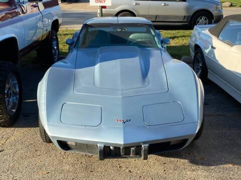 1976 Chevrolet Corvette for sale at MGM in Addison IL