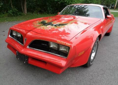 1977 Pontiac Trans Am for sale at MGM in Addison IL