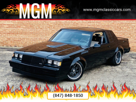 1987 Buick Regal for sale at MGM in Addison IL