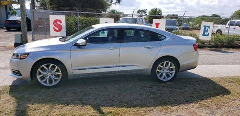 2018 Chevrolet Impala for sale in Fort Pierce, FL