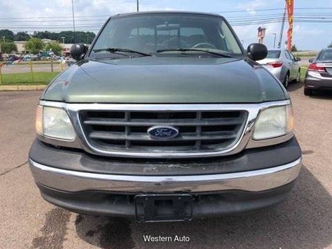 2003 Ford F-150 for sale in Knoxville, TN
