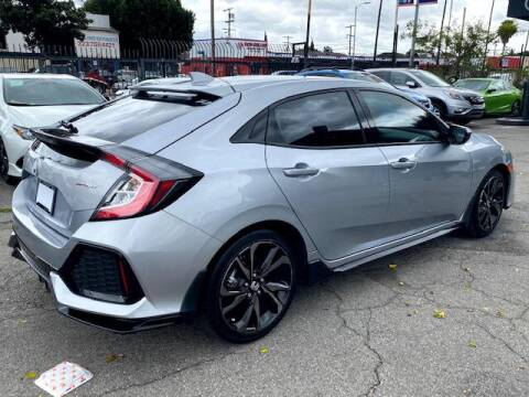 2019 Honda Civic Sport for sale at Ivys Motorsport in Los Angeles CA