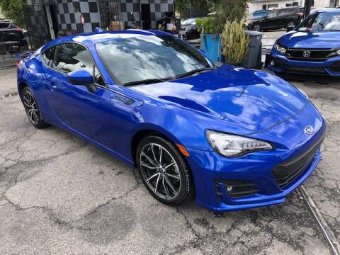 2017 Subaru BRZ Limited for sale at Ivys Motorsport in Los Angeles CA