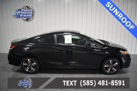2014 Honda Civic for sale in Oakfield, NY