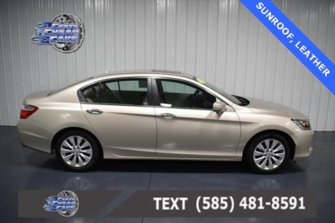 2013 Honda Accord for sale in Oakfield, NY