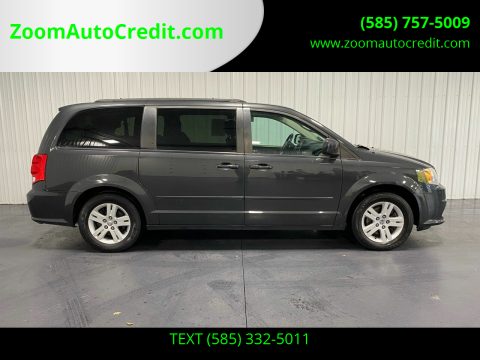 2012 Dodge Grand Caravan for sale at ZoomAutoCredit.com in Elba NY