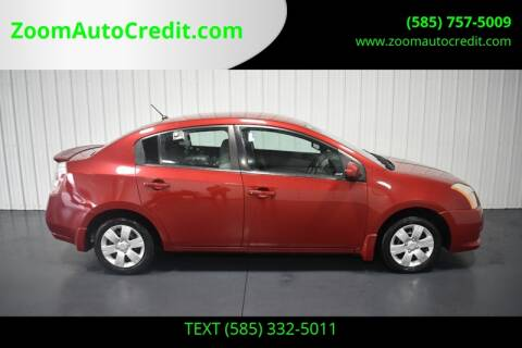 2011 Nissan Sentra for sale at ZoomAutoCredit.com in Elba NY