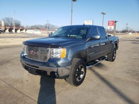 2009 GMC Sierra 2500HD for sale in Independence, KS