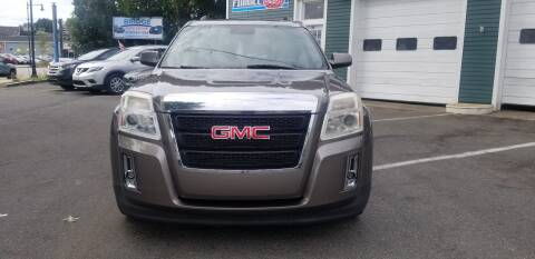 2012 GMC Terrain for sale at Bridge Auto Group Corp in Salem MA