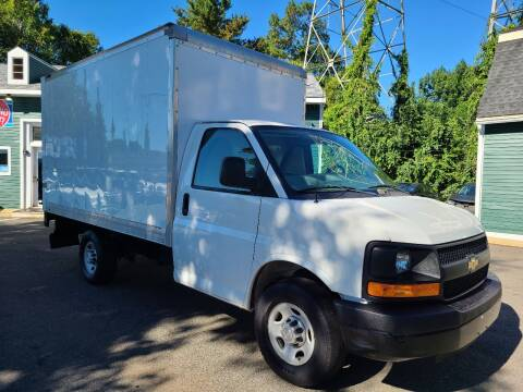 2015 Chevrolet Express Cutaway for sale at Bridge Auto Group Corp in Salem MA