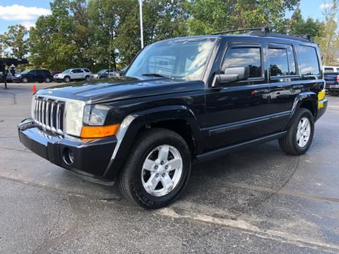 2008 Jeep Commander for sale in Ortonville, MI